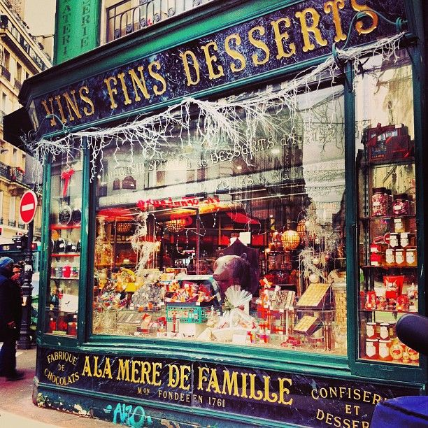 Pastry Shop in Montmartre