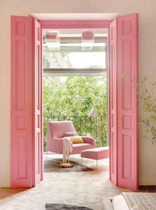 Pink Doors