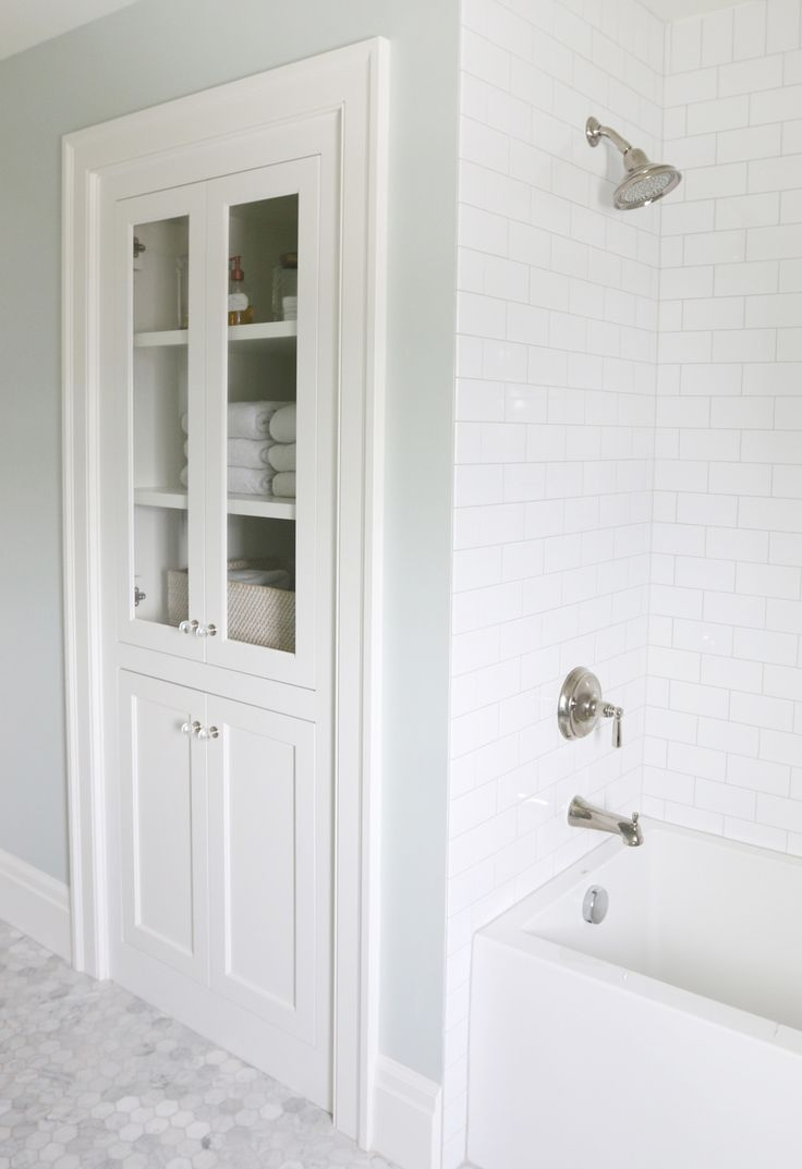 Bathroom subway tile decisions decisions this peaceful home subway tile tub surround dailygadgetfo Image collections