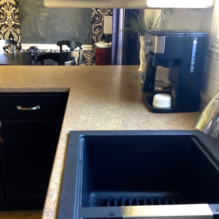 Countertop Chalkboard Paint : Paint Your Kitchen Countertops ? With Chalkboard Paint This ...